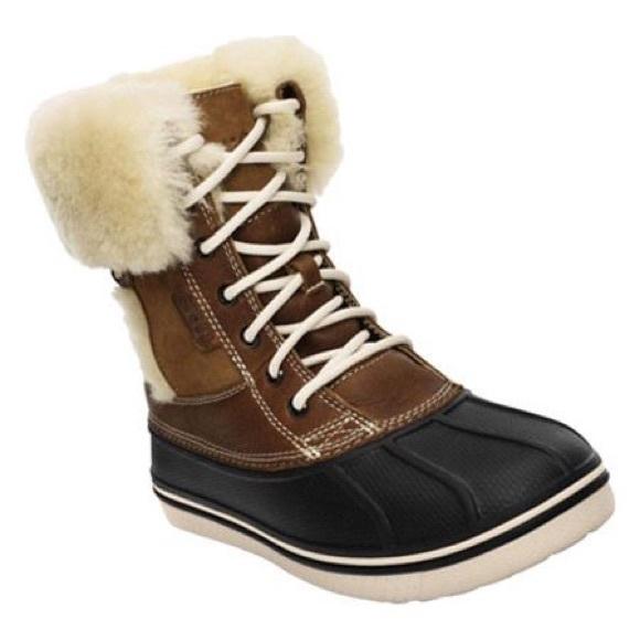 f3f111e20da0b ... 16233 Rolex Mens Winter All Cast. Footmonkey Crocs Boa Boots Allcast  Waterproof Duck Boot Men -  Source. Crocs Shoes Croc Allcast Luxe Duck Boot